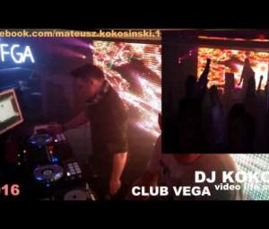 Embedded thumbnail for ELEKTRO HOUSE w wykonaniu DJ KOKOS in CLUB